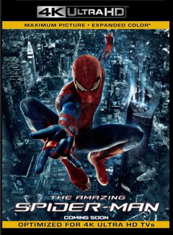 El Sorprendente Hombre-Araña (2012) BDRip [2160p 4K] Latino [GoogleDrive] [zgnrips]