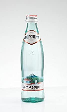 მინერალური წყალი ბორჯომი 0.5ლ შუშა