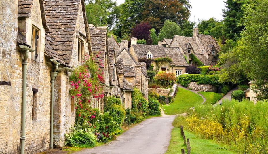 1-Bibury-England