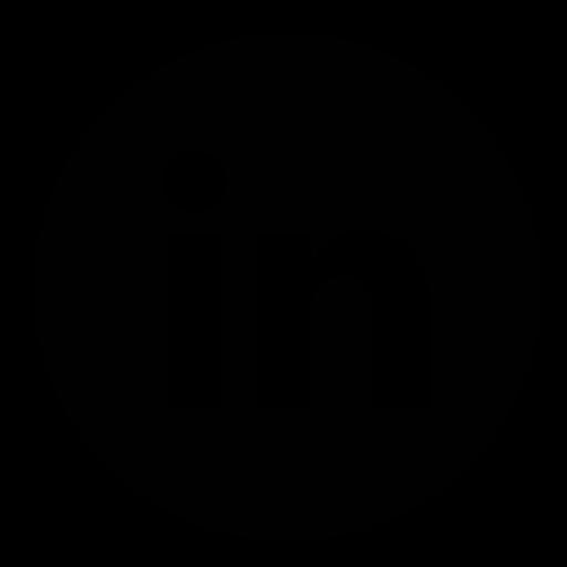 linkedin-circle-black-512