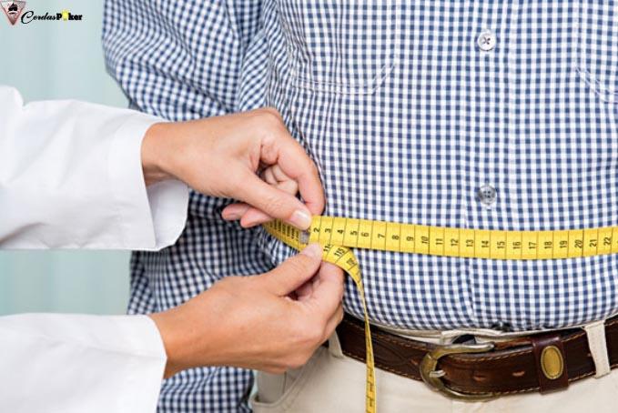 Covid-19 Lebih Mematikan Bagi Orang yang Kelebihan Berat Badan