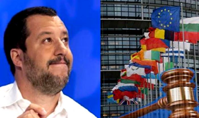 """Salvini: """"L'Ue? Covo di serpi e sciacalli. Dopo il virus, se serve salutiamo"""""""