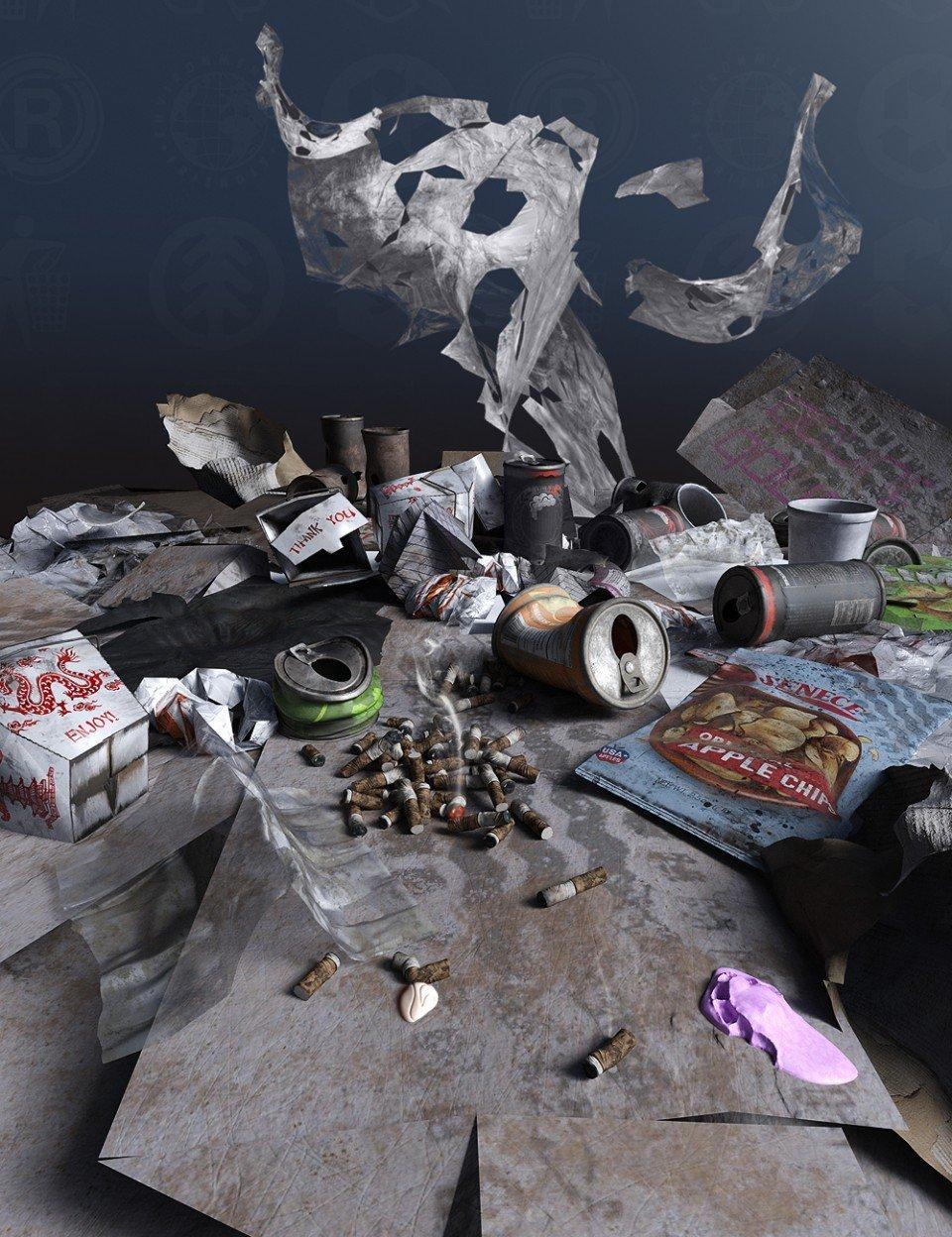 street trash collection 00 main daz3d