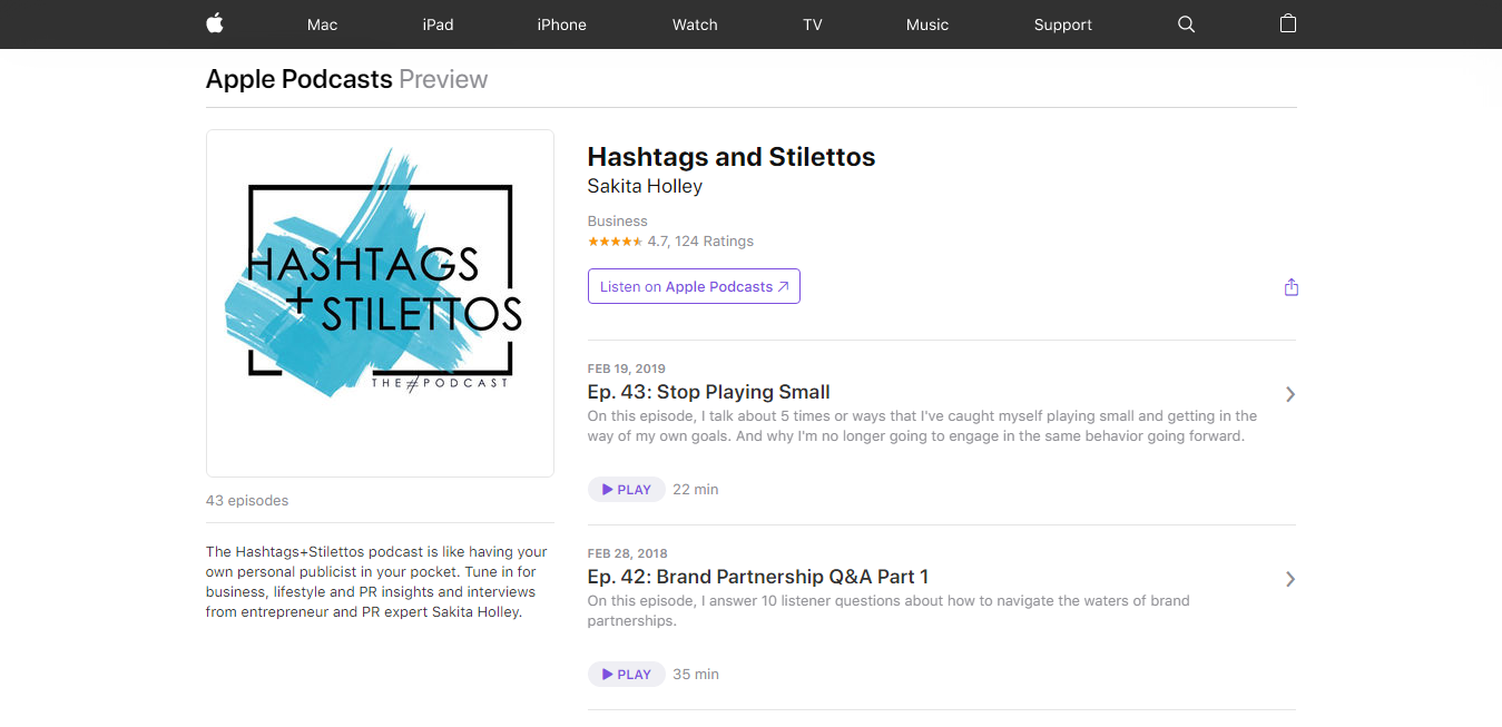 The Hashtags And Stilettos travel product recommended by Lola Chél on Pretty Progressive.