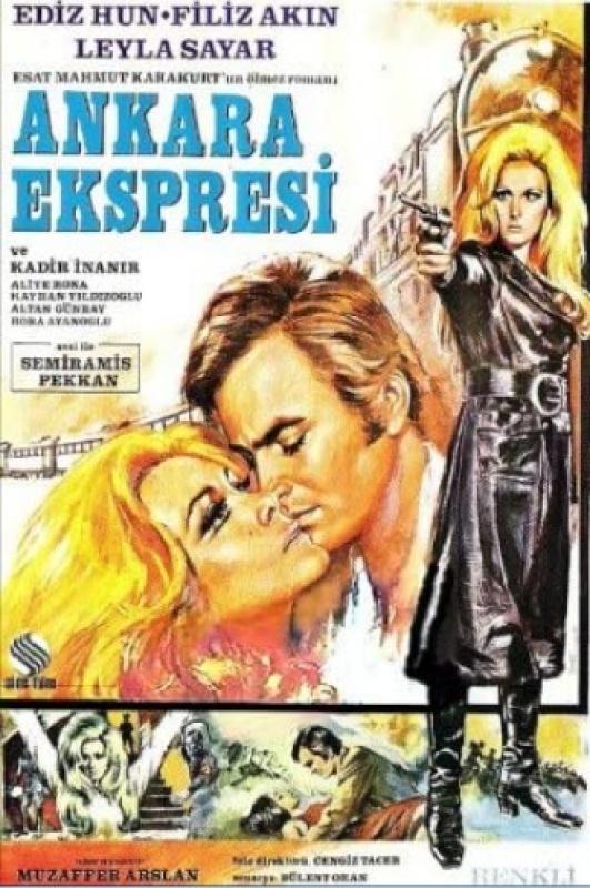 Ankara Ekspresi (1970) 1080p HDTV AC3 x264