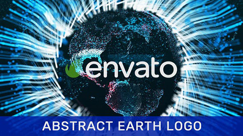 Abstract Earth Logo 33598388 - Project for After Effects (Videohive)