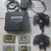 [EST] Lot N64 + 5 jeux + expansion pack IMG-5862