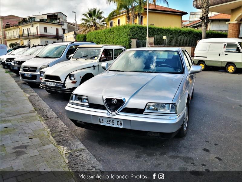 avvistamenti auto storiche - Pagina 40 Alfa-Romeo-164-Super-Twin-Spark-2-0-144cv-94-AA455-GR-209-633-7-1-2020-1