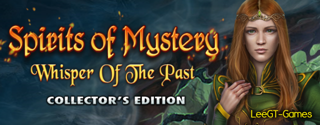 Spirits of Mystery 12: Whisper of the Past Collector's Edition {v.Final}
