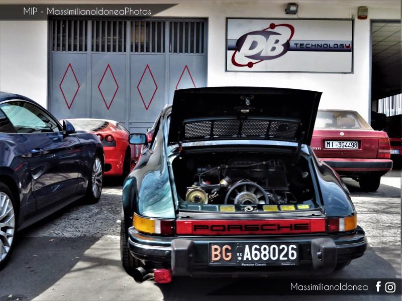 avvistamenti auto storiche - Pagina 15 Porsche-911-Carrera-3-0-204cv