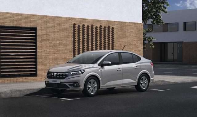 Nouvelle Sandero, Sandero Stepway Et Logan : Dacia Redéfinit L'automobile Essentielle Et Contemporaine 2020-Nouvelle-Dacia-LOGAN