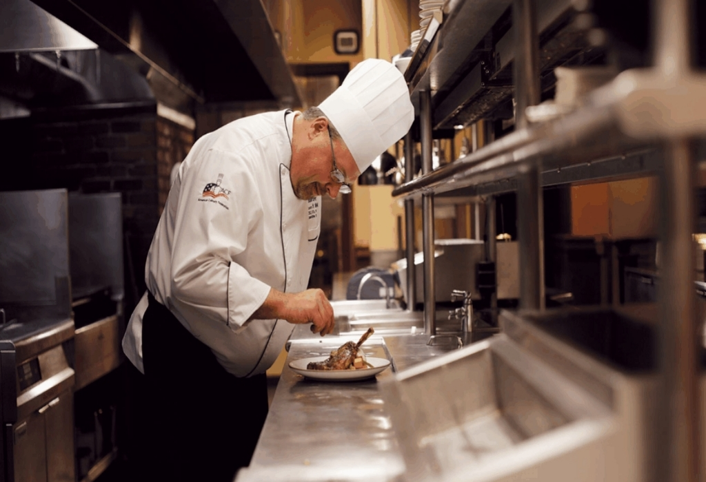 Elegant Chef's Eye Recipes Nice Mon Restaurant