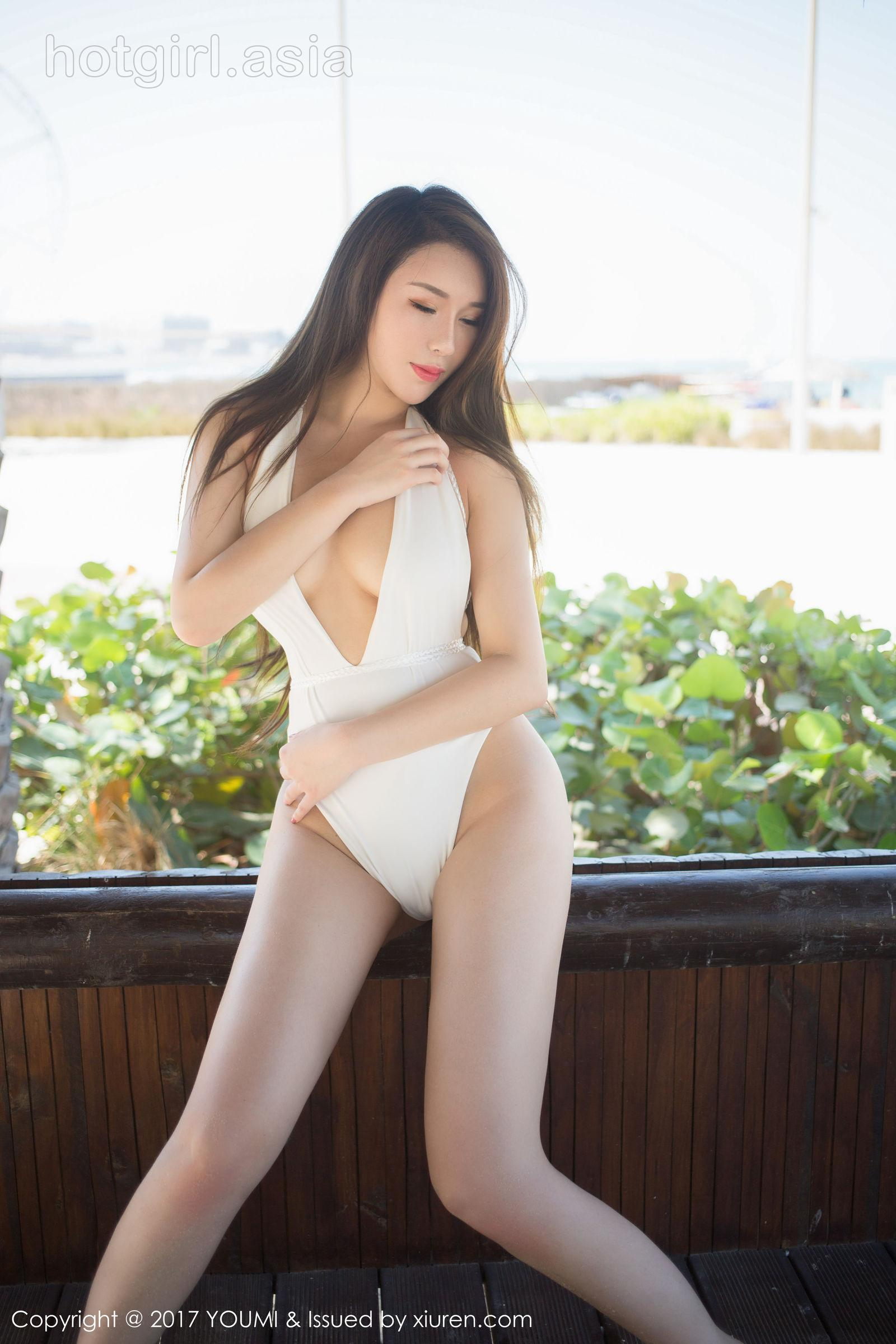 [YouMi 尤 蜜 荟] Vol.080 Egg-Younis-The second set of photo shoots in Dubai
