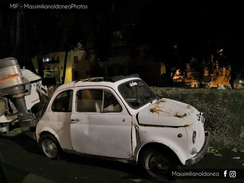 Auto Abbandonate - Pagina 9 Fiat-500-1