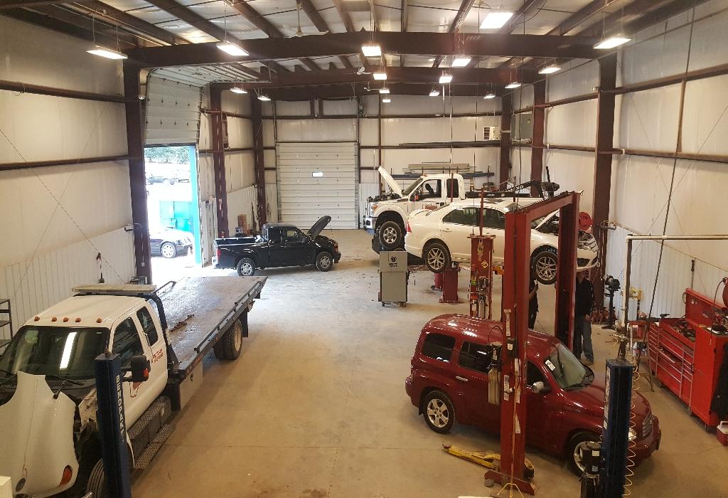 Auto Repair Cars Licence