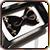 Галстук-бабочка Мамору|Подарок от Усаги на свадьбу