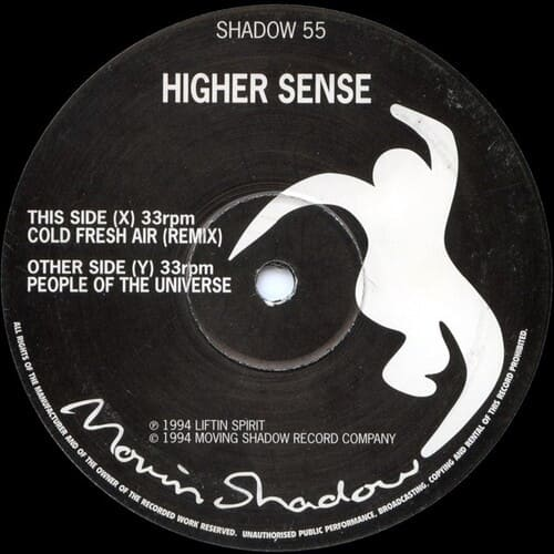 Download Higher Sense - Cold Fresh Air (Remix) / People Of The Universe mp3