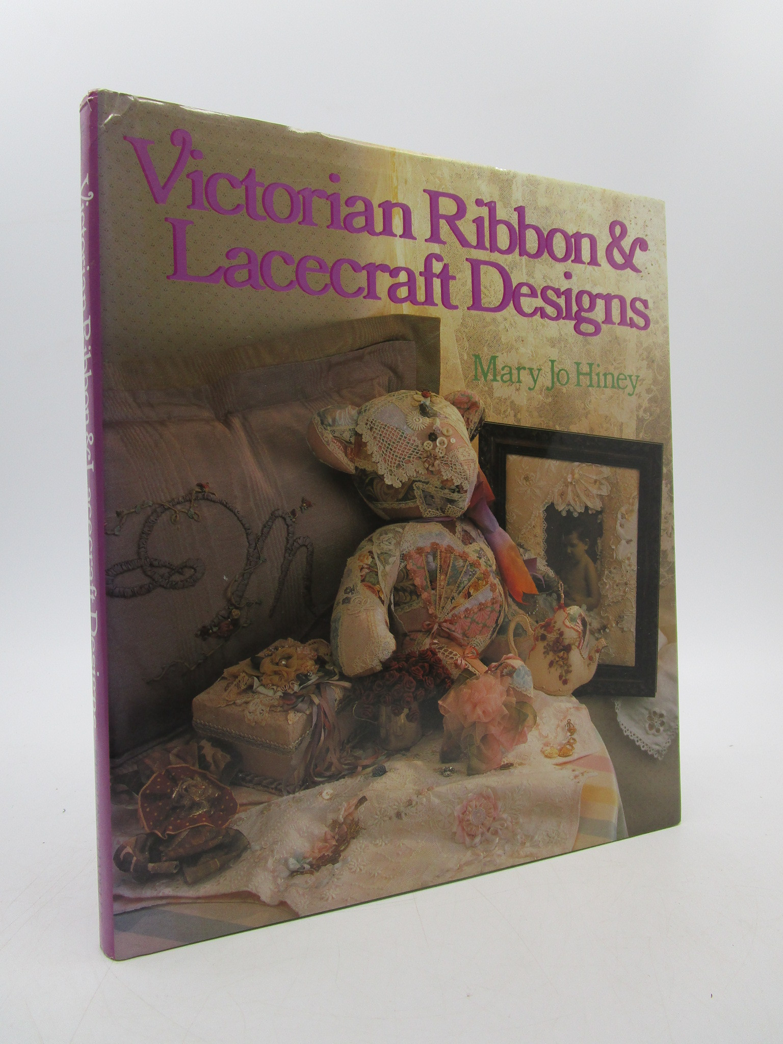 Image for Victorian Ribbon & Lacecraft Designs