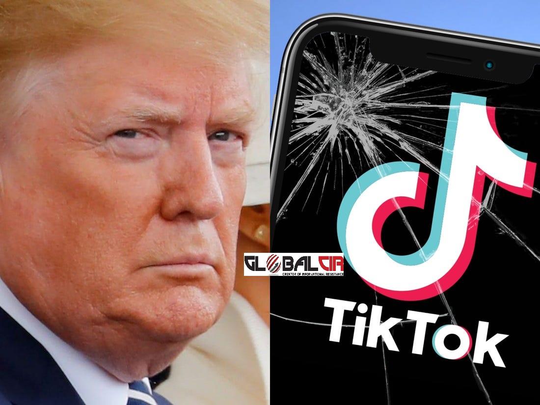 ISTO SE OČEKUJE I OD AMERIČKIH SAVEZNIKA! Predsjednik Tramp najavio zabranu kineske aplikacije 'TikTok' u SAD-u