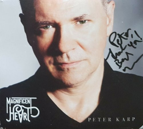 Peter Karp - Magnificent Heart (2019) [FLAC] Download