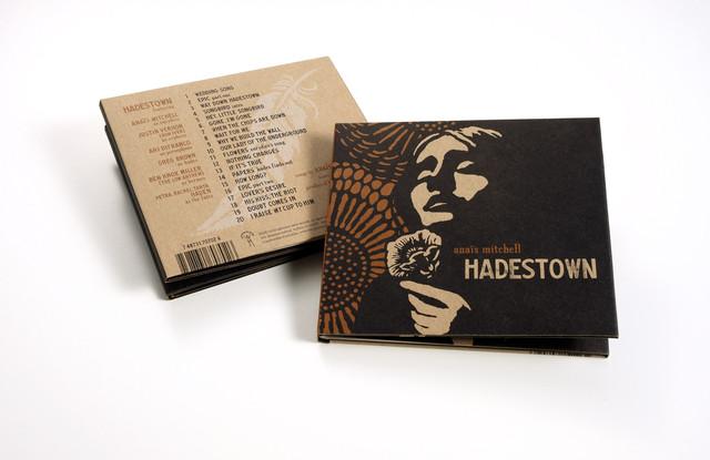 Hadestown Covers FLAT