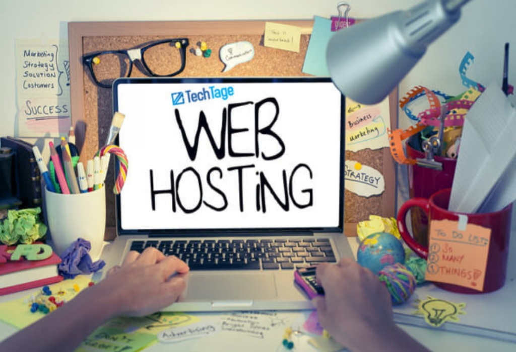 The Web Hosting Hide