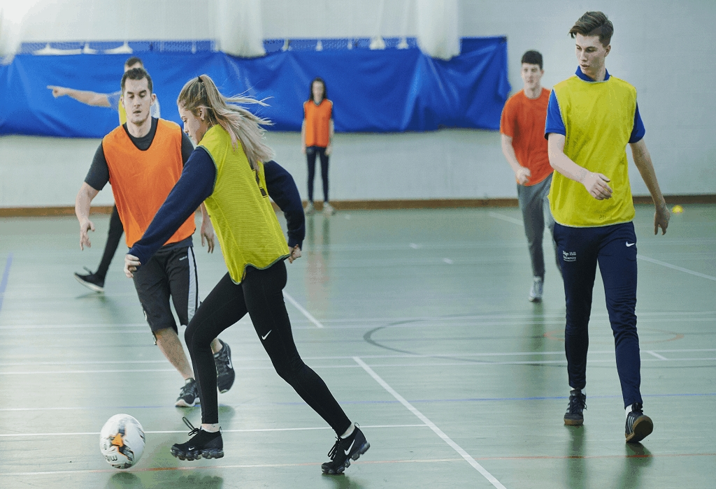 Sports Coaching Degree