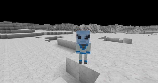 moon alien