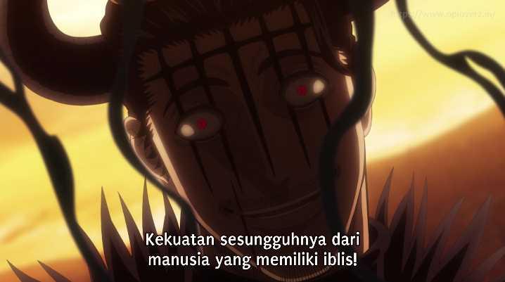 Black Clover Episode 166 Subtitle Indonesia
