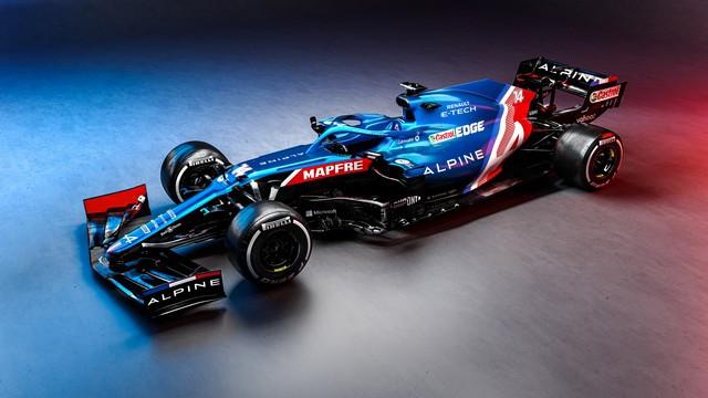 F1 2021 : Alpine F1 Team Lance Sa Saison 2021 Alpine-F1-Team-Lancement-de-la-saison-2021-01