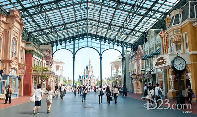 Tokyo Disney Resort en général - le coin des petites infos - Page 20 121
