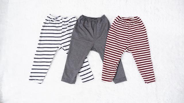 celana salur bayi iyab babywear