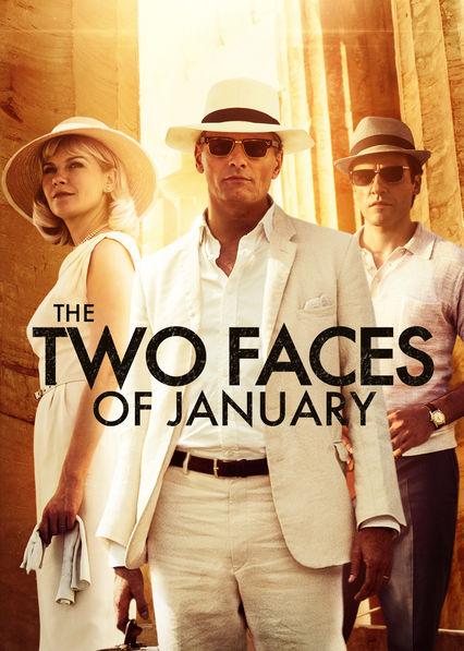 იანვრის ორი სახე,THE TWO FACES OF JANUAR