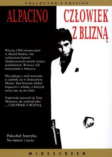 Człowiek z blizną / Scarface (1983) PL.BRRip.XviD-GR4PE | Lektor PL