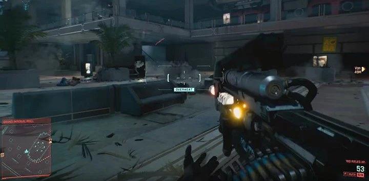 Cyberpunk 2077: Создание и модернизация оружия