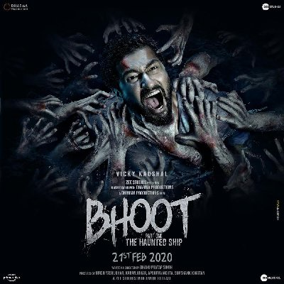 Bhoot Part One The Haunted Ship (2020) Hindi 720p HDRip x264 1.4GB DL