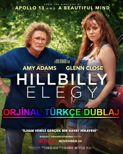 Hillbilly Elegy | 2020 | WEB-DL | XviD | Türkçe Dublaj | m720p - m1080p | WEB-DL | Dual | TR-EN | Tek Link