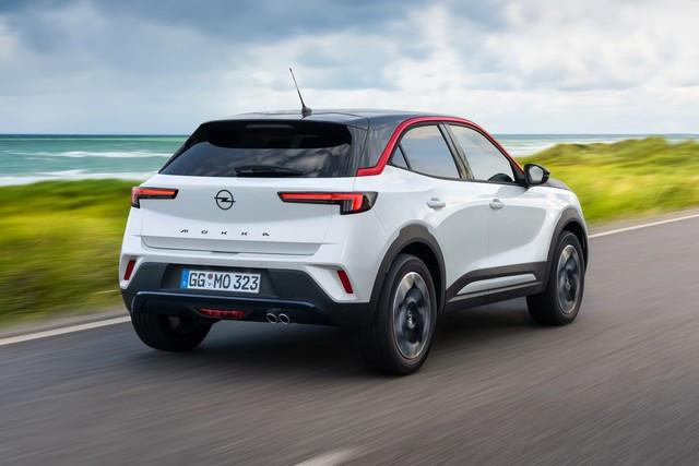 Motorisations super sobres : le nouvel Opel Mokka concilie plaisir et modernité Opel-Mokka-512751