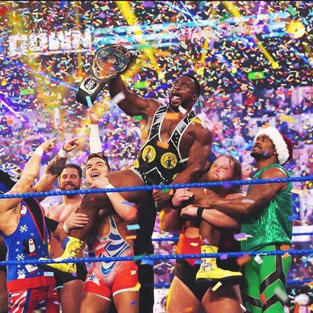 Big E nuevo Campeon Intercontinental derroto a Sami Zayn