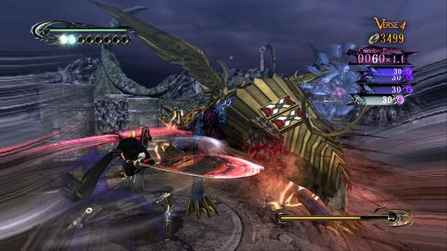 那份極致快感將降臨PlayStation®4! 『BAYONETTA&VANQUISH』第1彈遊戲情報公開! 『BAYONETTA』的故事及系統介紹!  17-weapon2