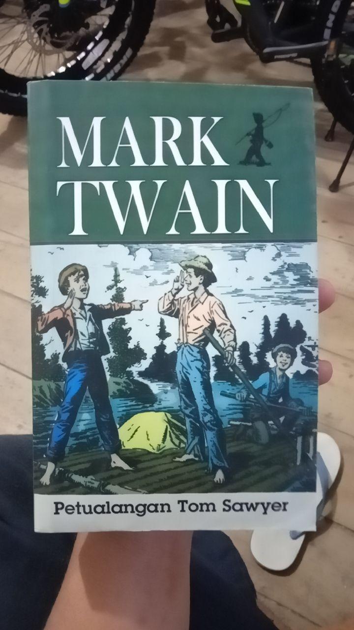 Petualangan Tom Sawyer