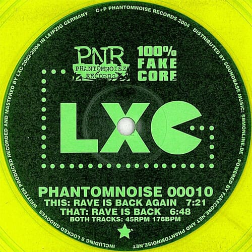 Download LXC - Rave Is Back mp3