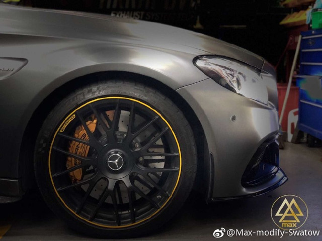 Mercedes AMG C63S (W205) | ARMYTRIX Decat/Cat-Back Valved