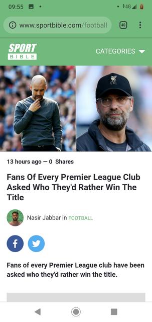 2018/2019 Premier League Discussion Part III Screenshot-20190423-095532