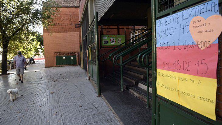 La UTE dispuso otro paro docente en las escuelas porteñas para este miércoles