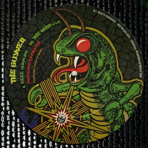 Download The Guyver - Feel Dubplate / The Whip VIP mp3