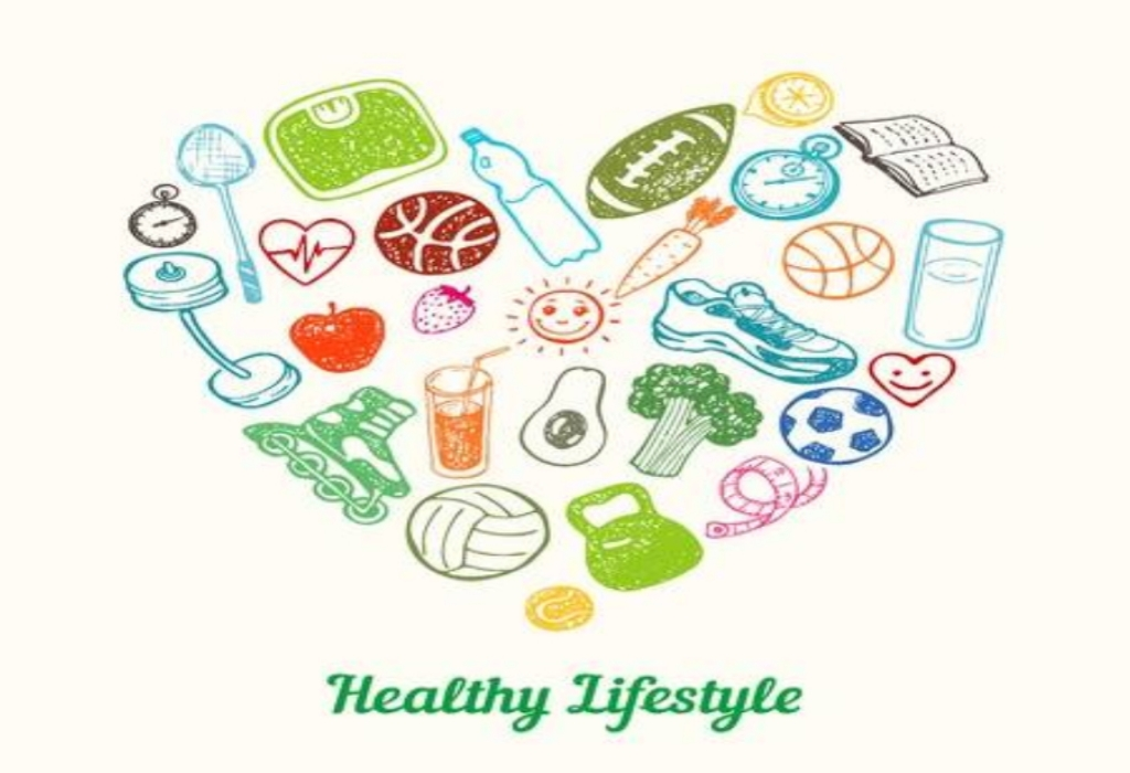 Healthy Lifestyle Food