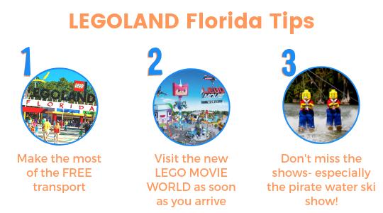 LEGOLAND Florida Tips