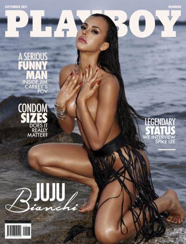 Cover: Playboy Denmark – September 2021