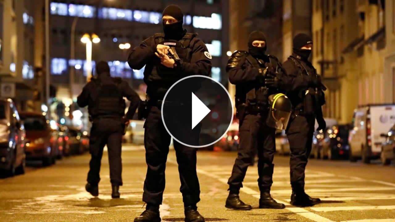 El presunto atacante de Estrasburgo, Chérif Chekatt, fue abatido por la Policía